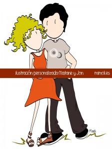 ilustracion-personalizada-maitane